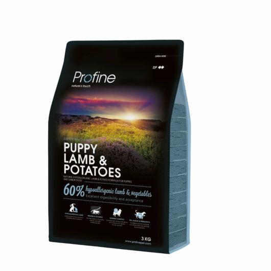 Profine Puppy Lamb & Potatoes 3 kg kutyatáp