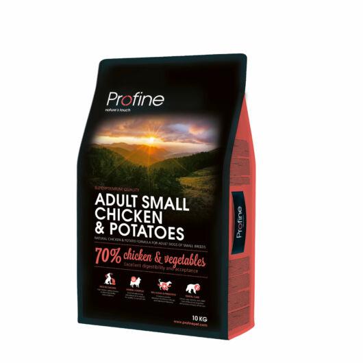 Profine Adult Small Chicken & Potatoes 10 kg kutyatáp