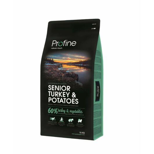 Profine Senior Turkey & Potatoes 15 kg kutyatáp