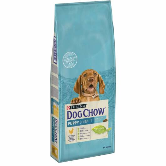 purina dog chow puppy csirke