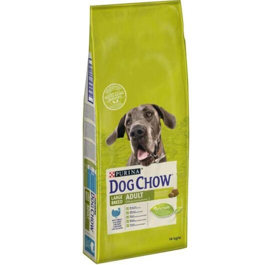 dog chow adult large pulyka