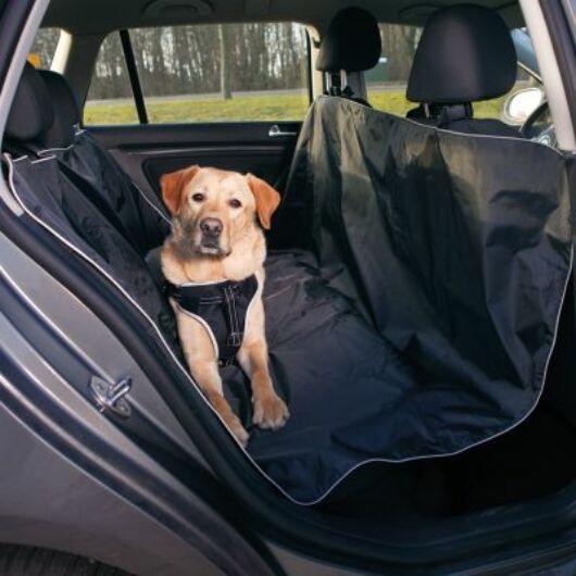 Trixie Védőhúzat Autóba Fekete 1,45x1,6