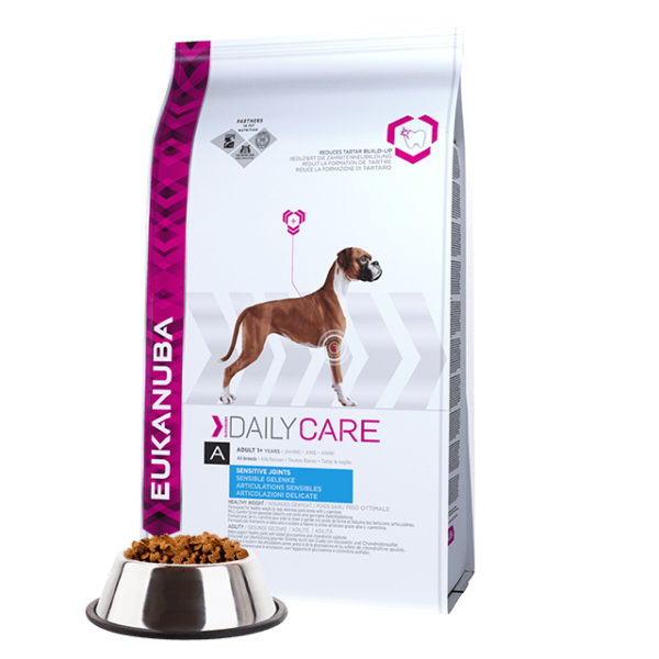 Eukanuba Daily Care Sensitive Joints 2,5kg kutyatáp