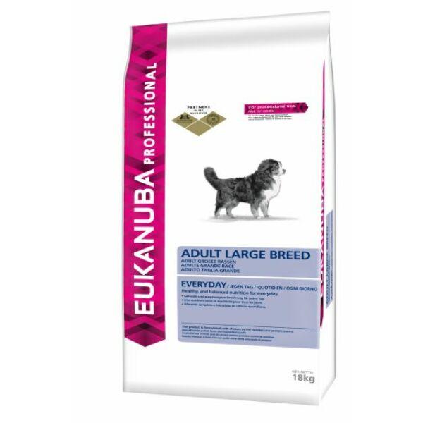 Eukanuba Every Day Adult Large 18kg Kutyatáp