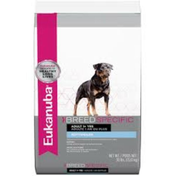 Eukanuba Breed Rottweiler 12kg kutyatáp