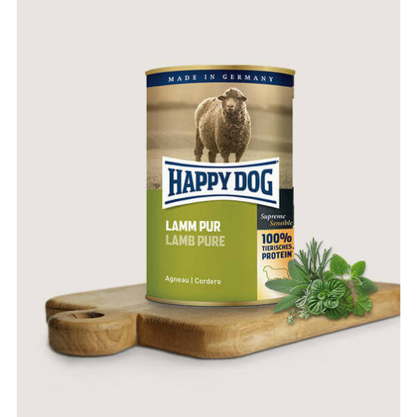 Happy Dog Lamm Pur (Bárány) 200 gr