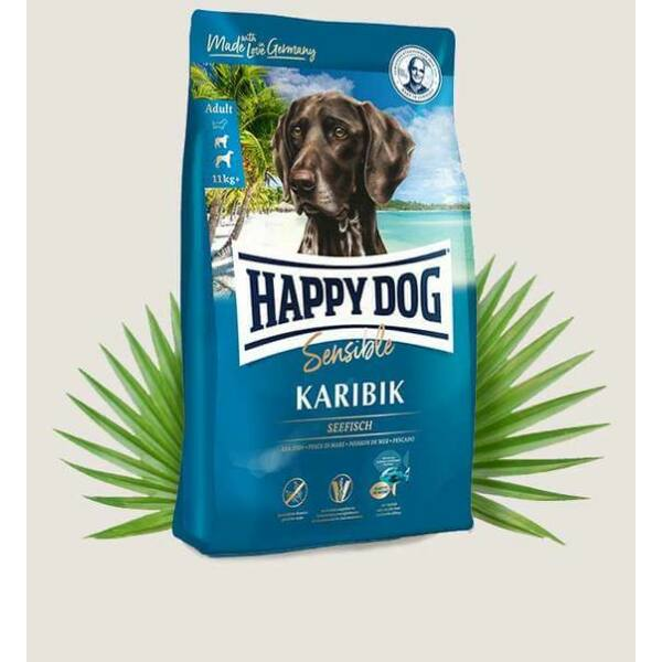 Happy Dog Supreme Karibik 1 kg kutyatáp