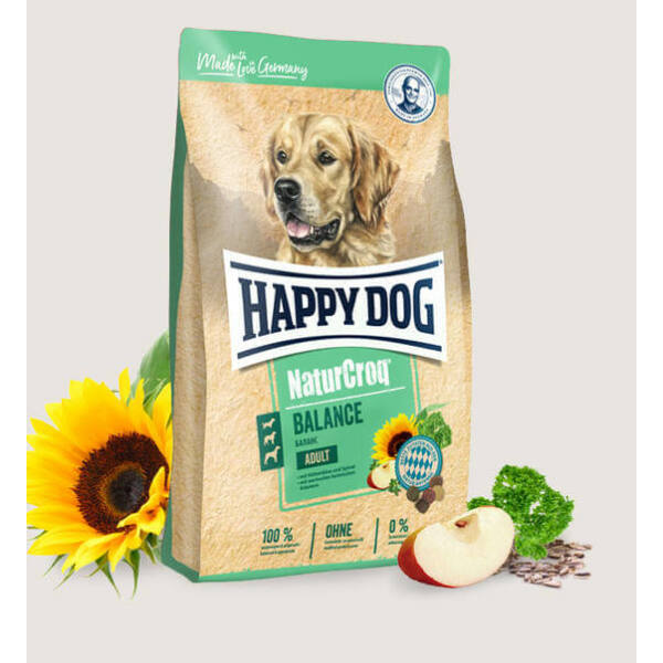 Happy Dog NaturCroq Balance 2x15 kg kutyatáp