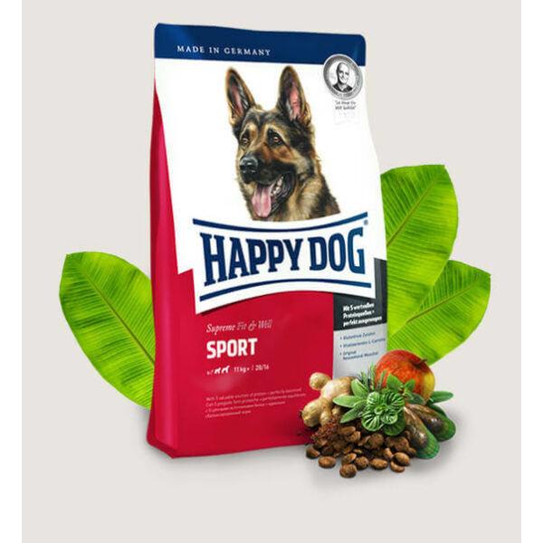 Happy Dog Sport 15 kg kutyatáp