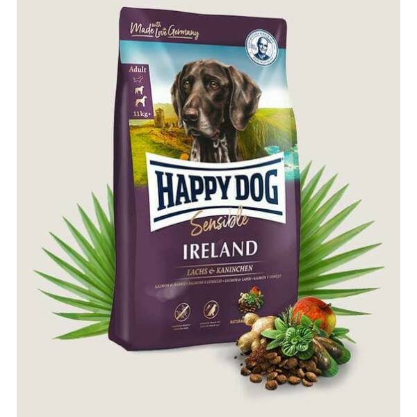 Happy Dog Supreme Irland 1 kg kutyatáp