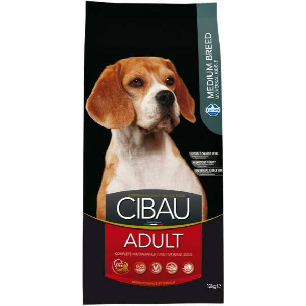 Cibau Adult Medium 2,5kg kutyatáp