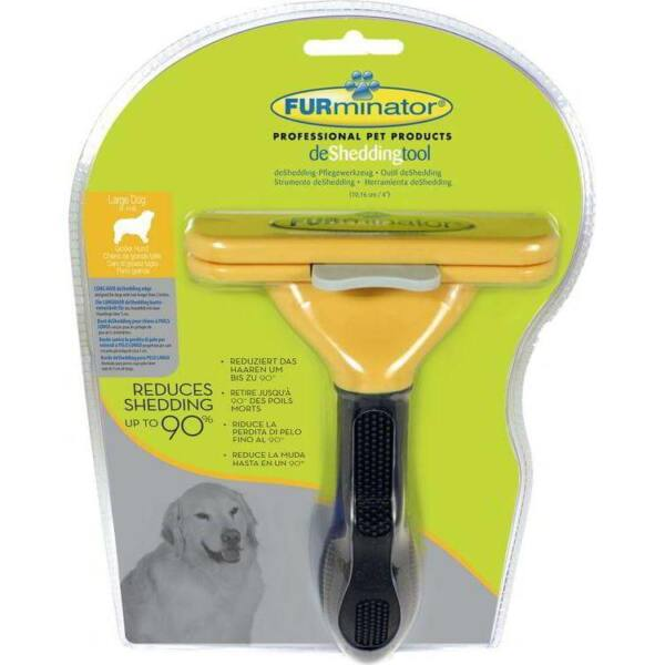 FURMINATOR LONG HAIR DOG L