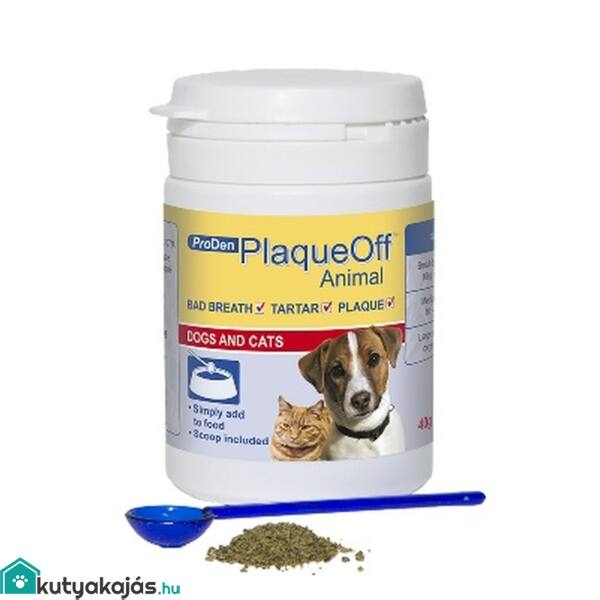Plaqueoff Animal Proden 40g  Hu