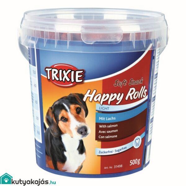 Trixie Jutalomfalat Soft Snack Happy Rolls Vödörs 500gr