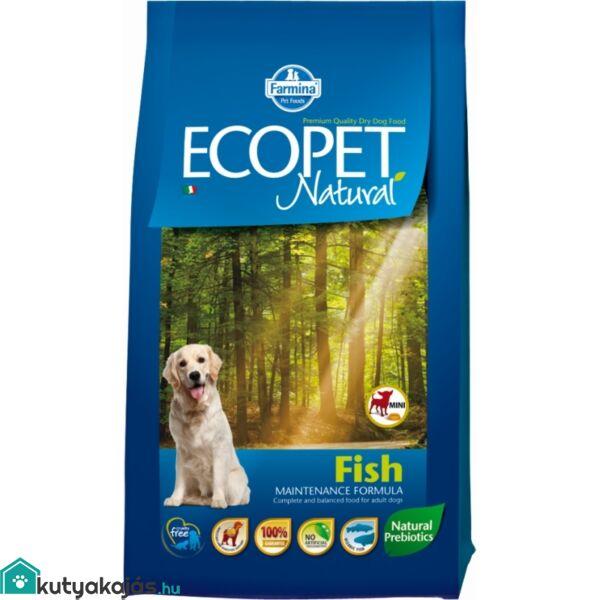 Ecopet Natural Fish Mini 14kg kutyatáp