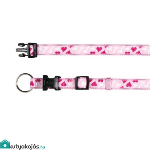 Trixie Nyakörv Rose 3045cm/15 Pink SM